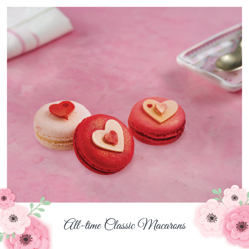 All-time Classic Macarons