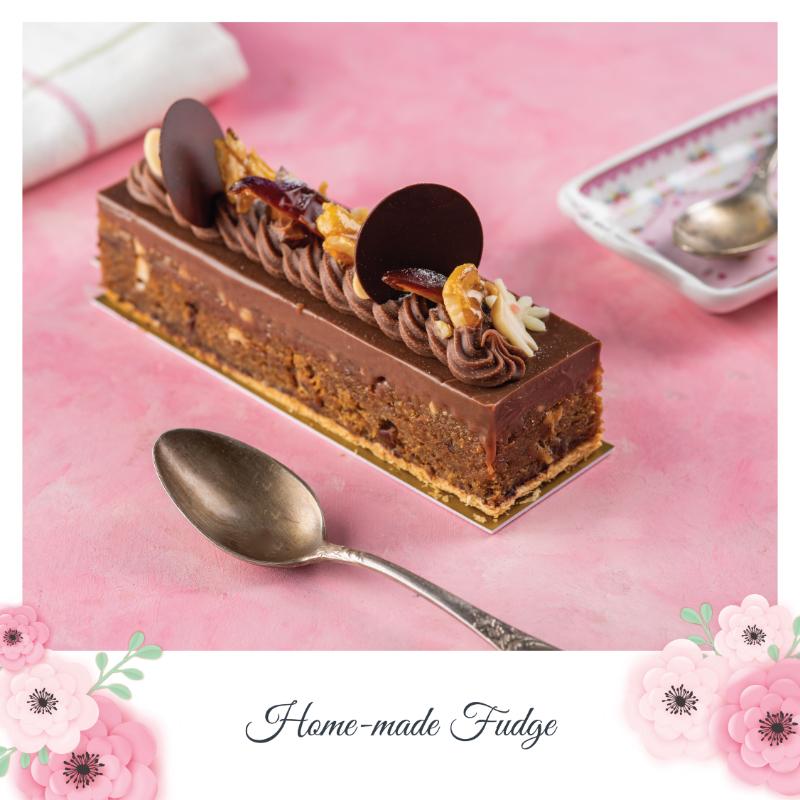 Home-made Fudge