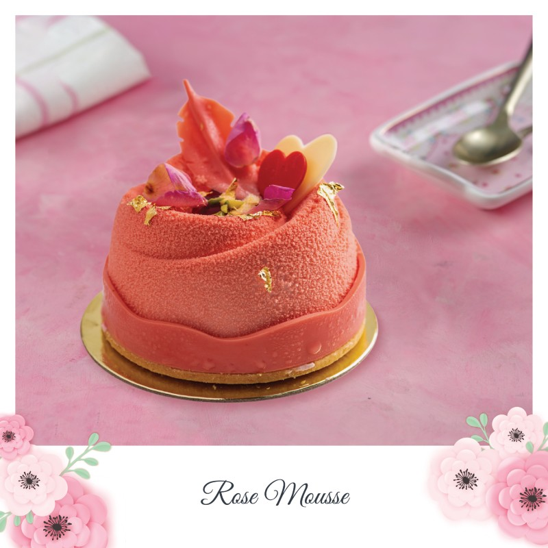 Rose Mousse